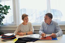 Willy und Bernadette Jud-Vogt